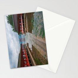 Miyajima Shrine at Rising Tide Stationery Cards