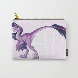 Raptor Twilight Sparkle Carry-All Pouch