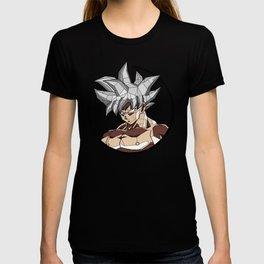 Goku Ultra Instinct 100% T-shirt