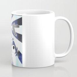 Mountain tops. Coffee Mug