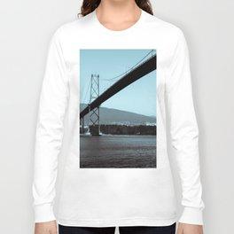 Across the Ocean Long Sleeve T-shirt