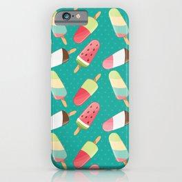 Ice cream 010 iPhone Case