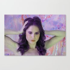 The More You Know Canvas Print