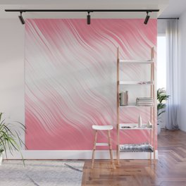 Stripes Wave Pattern 10 pw Wall Mural
