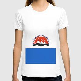 flag of Kamchatka T-shirt