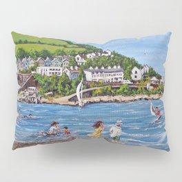 Newquay, Wales Pillow Sham