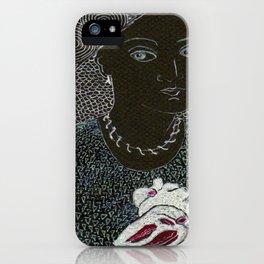 DE CORAZÓN iPhone Case
