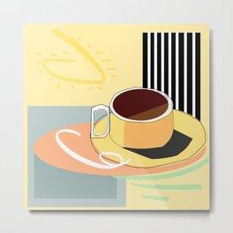 Breakfast I Metal Print