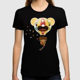 Chestnut Girl Balloon!!! T-shirt