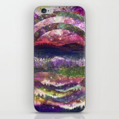 Galactic Circles iPhone & iPod Skin