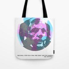 The Moonwalker Tote Bag
