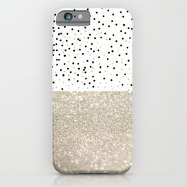 FIRST DATE NUDE  iPhone Case
