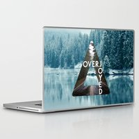 bastille Laptop & iPad Skins featuring Bastille - Overjoyed by Thafrayer