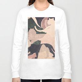 Nomade II. Illustration Long Sleeve T-shirt