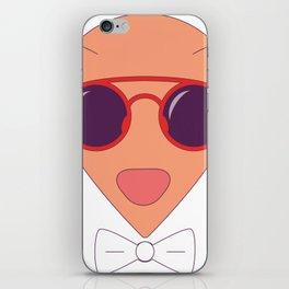 Lovely Cartoon Animal iPhone Skin