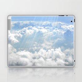 Rainbow Cloud Laptop & iPad Skin