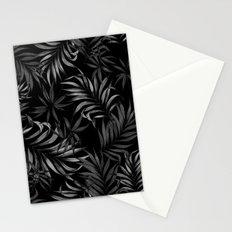 Dark Palms Stationery Cards