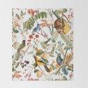 Floral and Birds XXXII by burcukorkmazyurek
