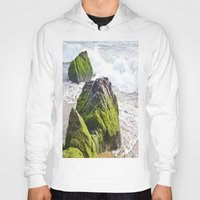 sublime Hoodies featuring Sublime Slime by Kim Ramage