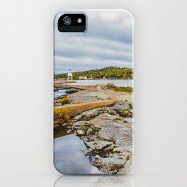 Artist Point Trail, Grand Marais, Minnesota 6 iPhone Case