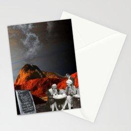 smack talk Stationery Cards