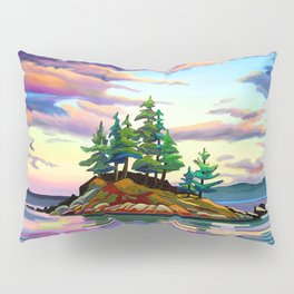 Skedans Islet Pillow Sham