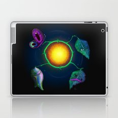 Butterfly Cycle - Painting Laptop & iPad Skin