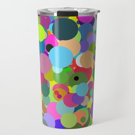 Circles #6 - 03112017 Travel Mug