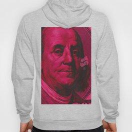 Benjamin Dark (pink) Hoody