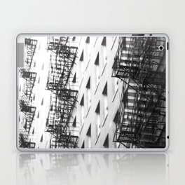 Chicago fire escapes Laptop & iPad Skin