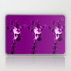 This is A giraffe Laptop & iPad Skin