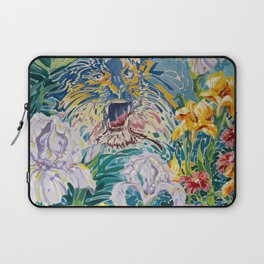 Tiger Lily II Laptop Sleeve