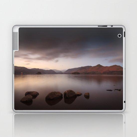 Derwentwater Sunrise - Lake District Laptop & iPad Skin