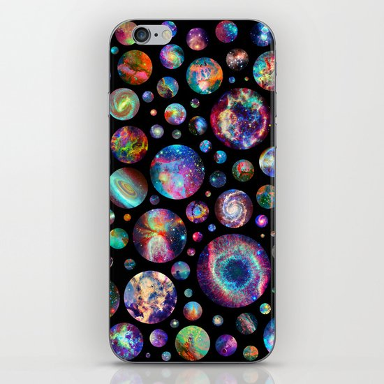 Bubbleverse iPhone & iPod Skin
