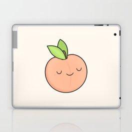 Happy Peach Laptop & iPad Skin