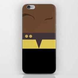 Tuvok - Star Trek Voyager VOY - Minimalist startrek Trektangle Trektangles Maquis - Delta Quadrant iPhone Skin