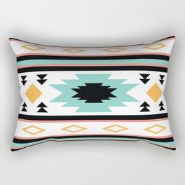 Western Pattern Rectangular Pillow
