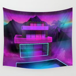 Glass Home Wall Tapestry