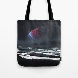 Erebus Tote Bag
