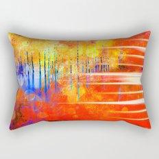 Sans titre N°3 Rectangular Pillow