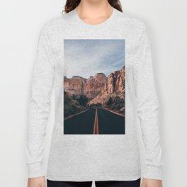 Roads of Zion Long Sleeve T-shirt