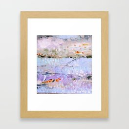 Fields of Plenty Framed Art Print