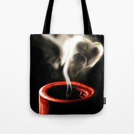Love is like a flame Tote Bag
