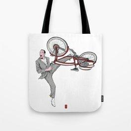 Pee Wee Herman #3 Tote Bag