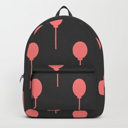 Balloon Pattern Backpack