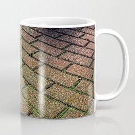 First Leave Of Autumn Coffee Mug