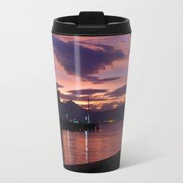 Olongapo Bay, Philippines Travel Mug
