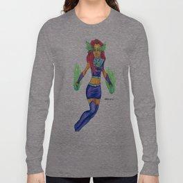 Starfire  Long Sleeve T-shirt