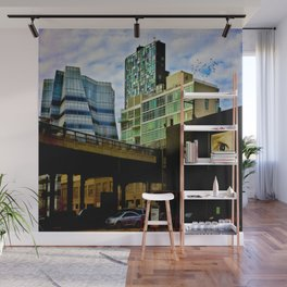 The Highline NYC Wall Mural