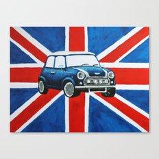 GB Mini Canvas Print
